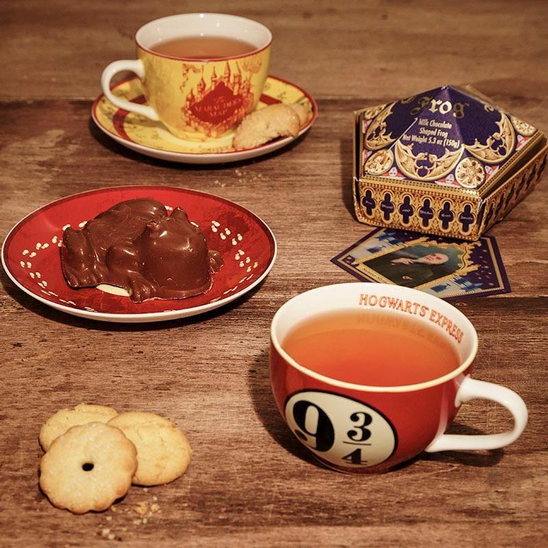 Harry Potter Tea Cup Set Harry Potter Tea Harry Potter Merchandise Harry Potter Props