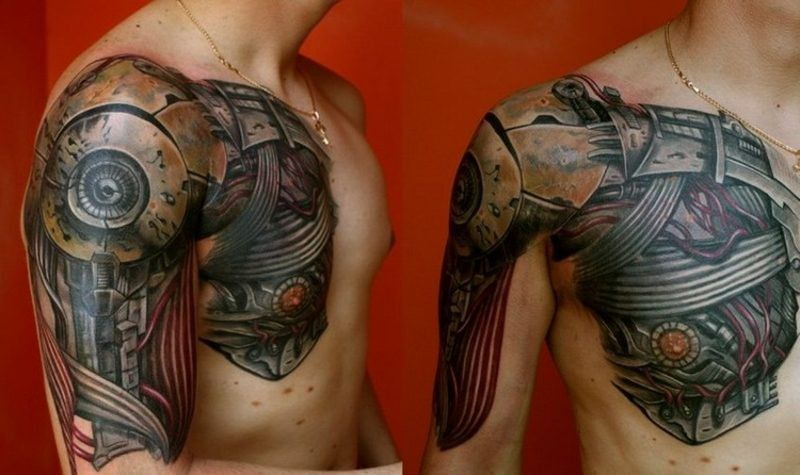 3d Tattoo Realistic Tattoo Ideas For Women And Men