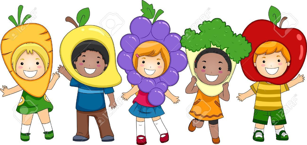 Fruits Vegetables Clipart Nutrition Pencil And In Color Fruits Download Free Best Quality On Clipart Ema Healthy Kids Good Habits For Kids Kids Health