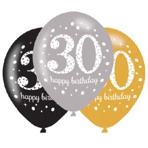 AGE CELEBRATIONS Birthday Party Balloons,Tableware /&  Decorations
