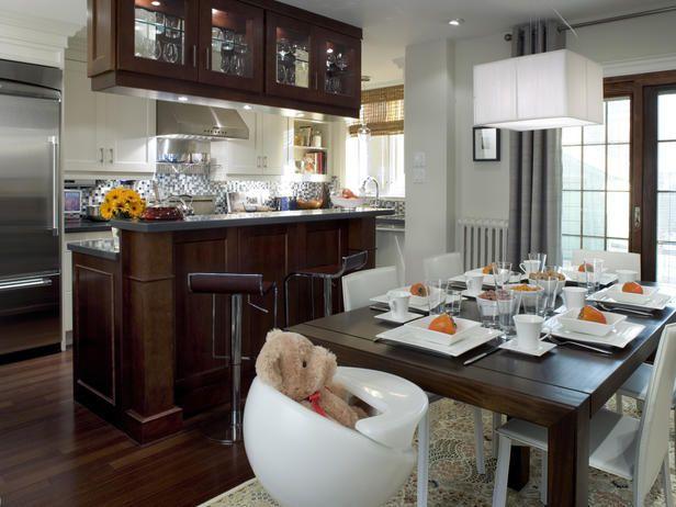 Candice Olson S Kitchen Design Ideas Rooms Home Garden Television Kitchen Dining Room Kitchen Design New Kitchen Designs