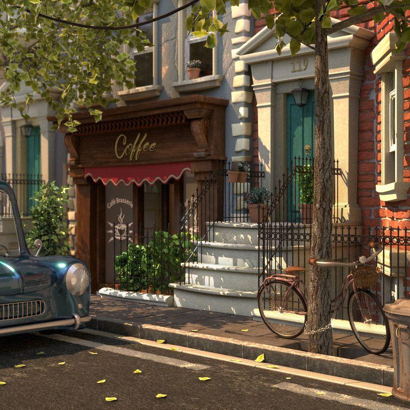 Street, Cedric Pastor