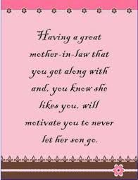 50+ Great Best Mother In Law Quotes