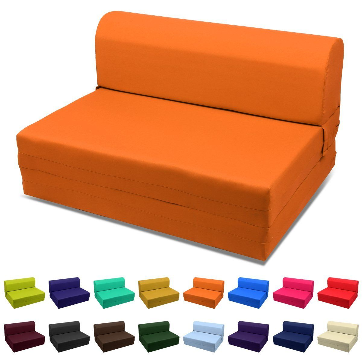 - Home Sleeper Chair, Foam Bed, Bed Sizes