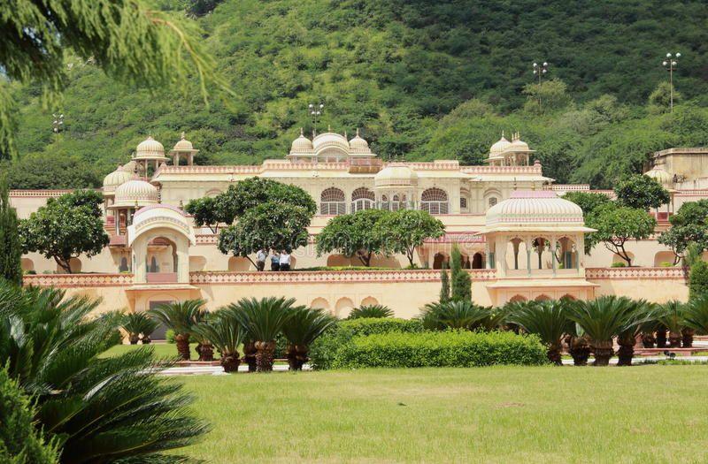 Garden Palace In Jaipur Srisodha Rani Garden Palace In Jaipur
