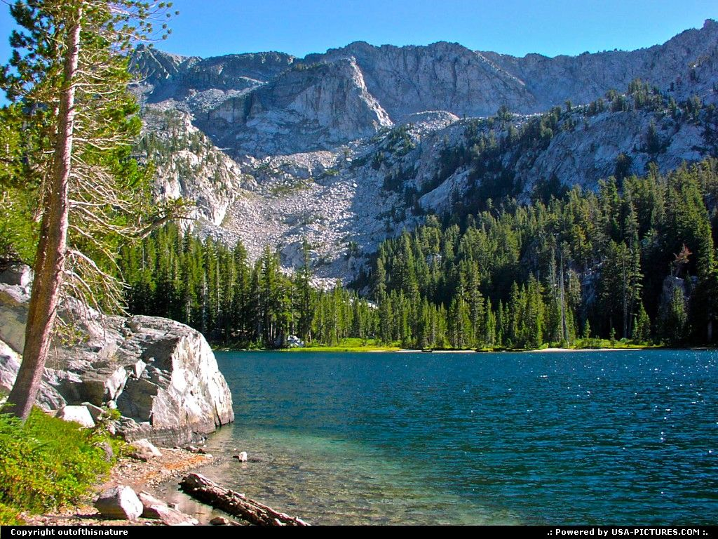 Mammoth Lake In California I Love Lakes Places I Want