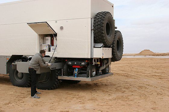 Introducing the Unicat - One Extreme RV | Atv, Vehicle and 4x4