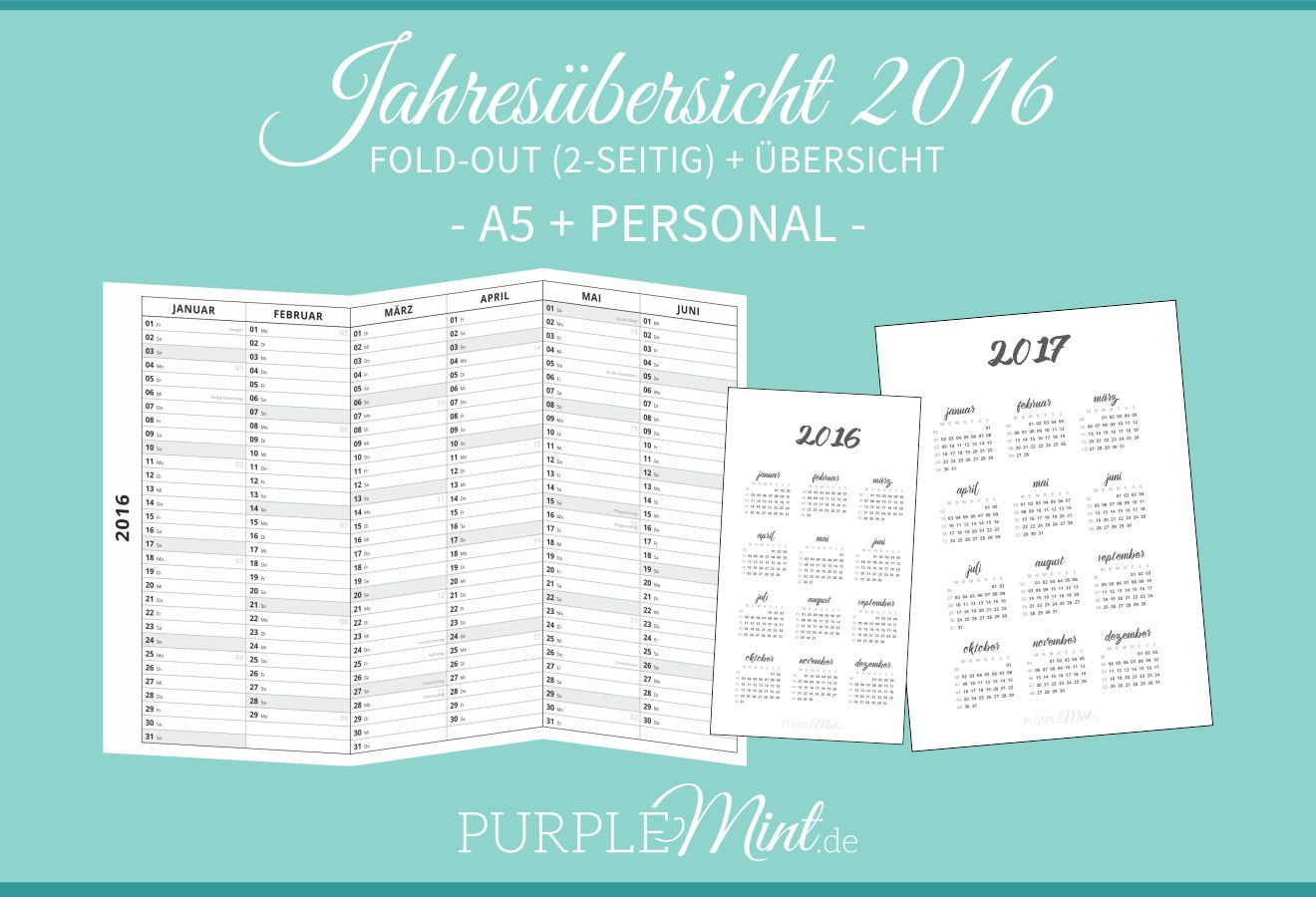 mo2p monats bersicht 2017 a5 personal freebie b ro pinterest kalender kalender. Black Bedroom Furniture Sets. Home Design Ideas