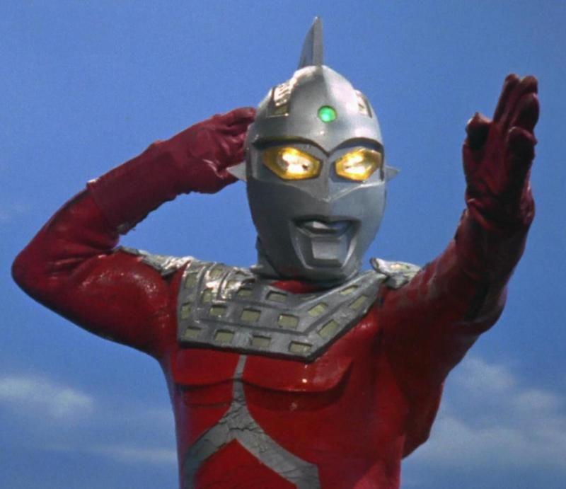 1967年TV ウルトラセブンのスーツとマスク 4タイプ【9種 ...