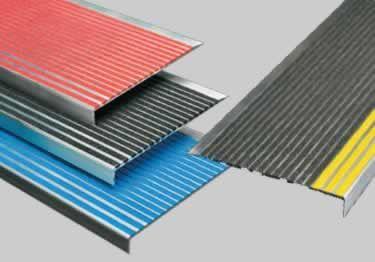 Best Metal Stair Treads And Nosings Large Image 5 Metal 400 x 300