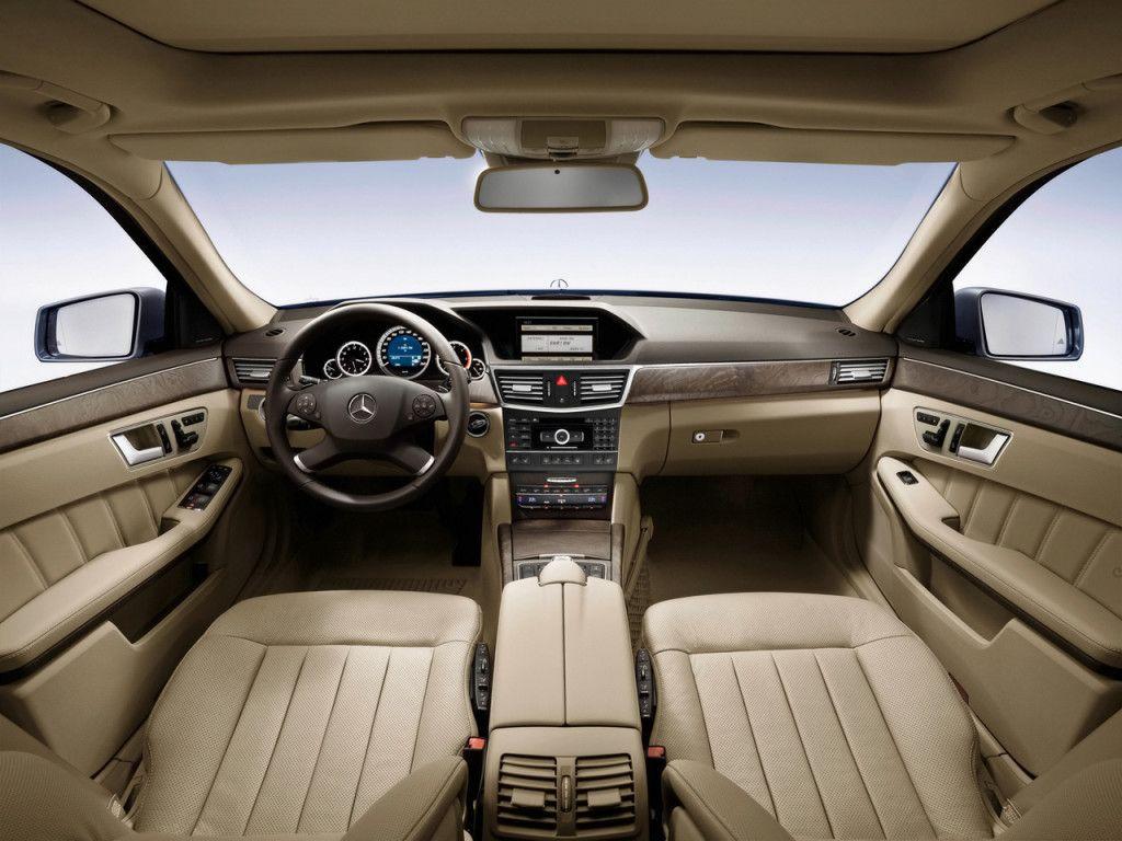 Mercedes E Class Interiors Mercedes Interior Mercedes Mercedes