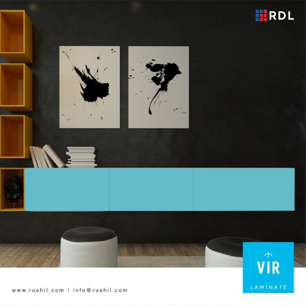 VIR LAMINATE Add a touch of sophistication to your home by furnishing your home decor with VIR's classy 'SG 7054' laminate.