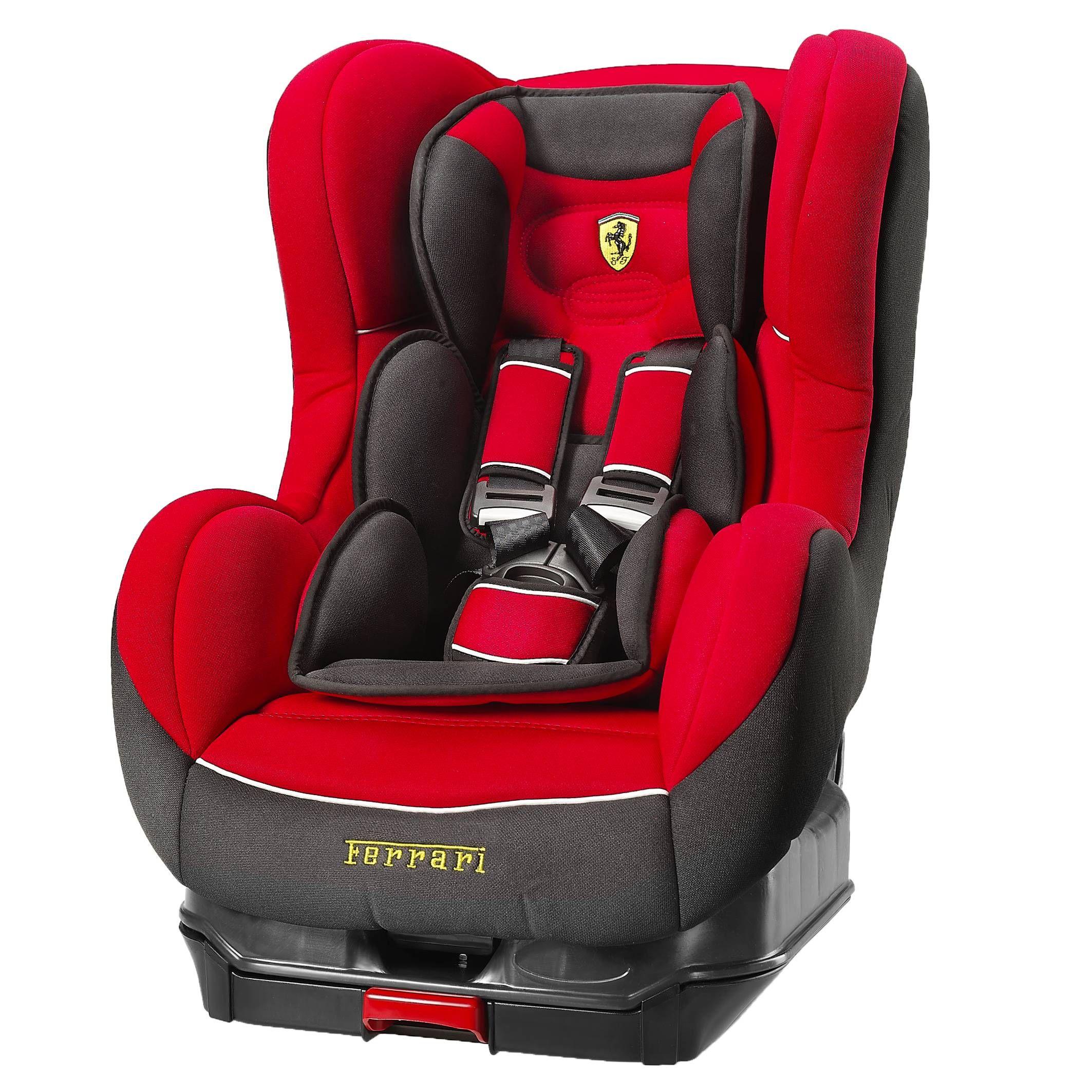 Ferrari Store Baby Seat Cosmo Sp Isofix Ferraristore Ferrari Set Seat Baby Baby Seat Baby Car Bed Baby Car Seats