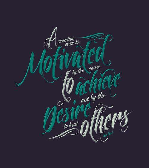 The Motivation Of A Designer