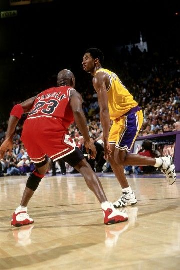 3b82910ecc9e Elige  ¿Michael Jordan o Kobe Bryant  Más