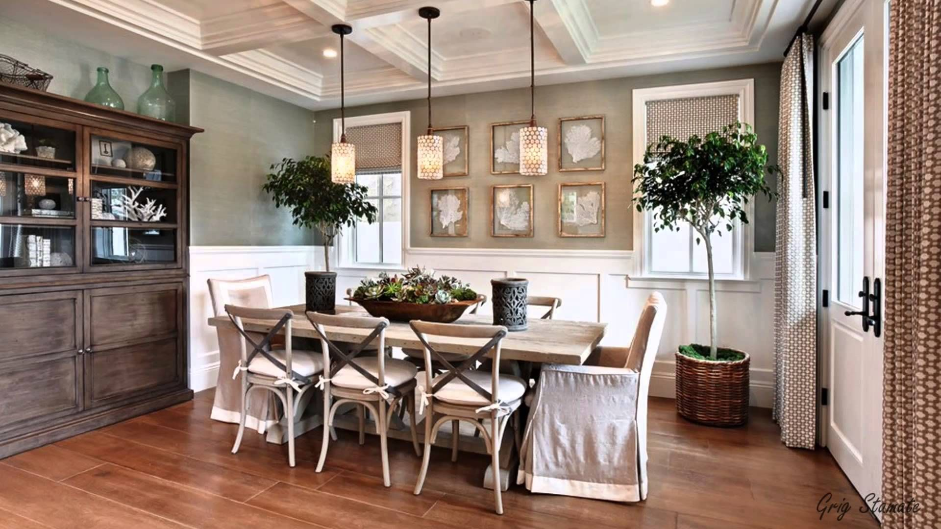 Shabby Chic Dining Room Small Space Ideas Dining Room