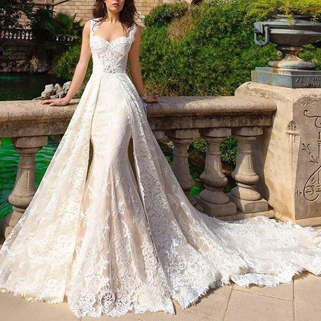 Wedding Gown by Crystal Design | bridal collection | Pinterest ...