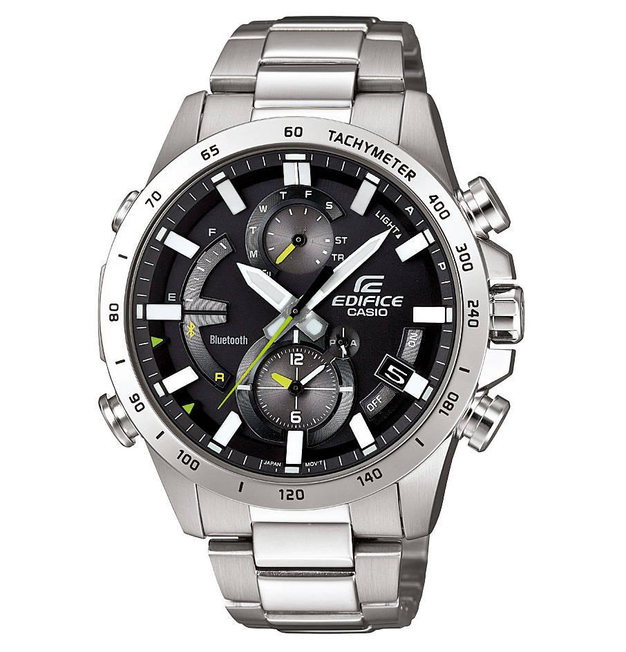 """Smartwatch Herrenuhr """"Bluetooth"""" EQB900D1AER, Hybriduhr"""