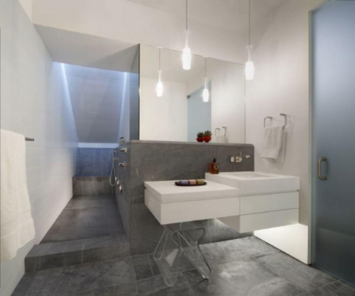 Nice Inspiration For Organic Arrangement For Elegance Bathroom