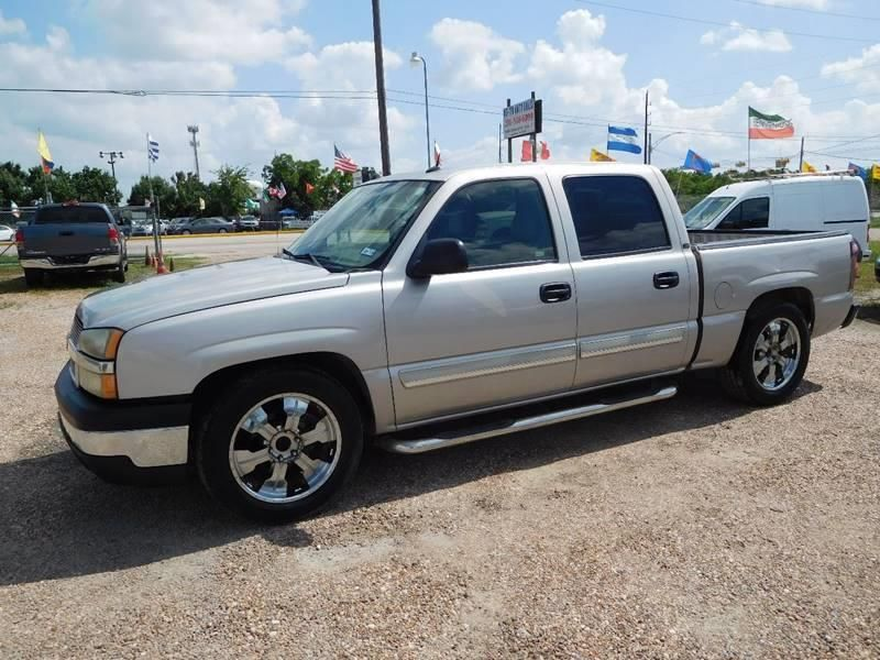 This 2004 Chevrolet Silverado 1500 Lt Is Listed On Carsforsale Com