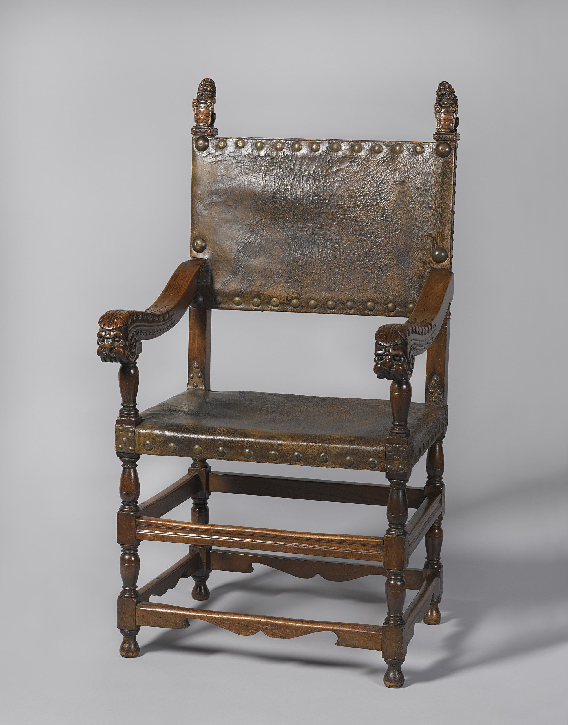 Armchair, Northern Netherlands, 1600   1625. Rijksmuseum, Public Domain