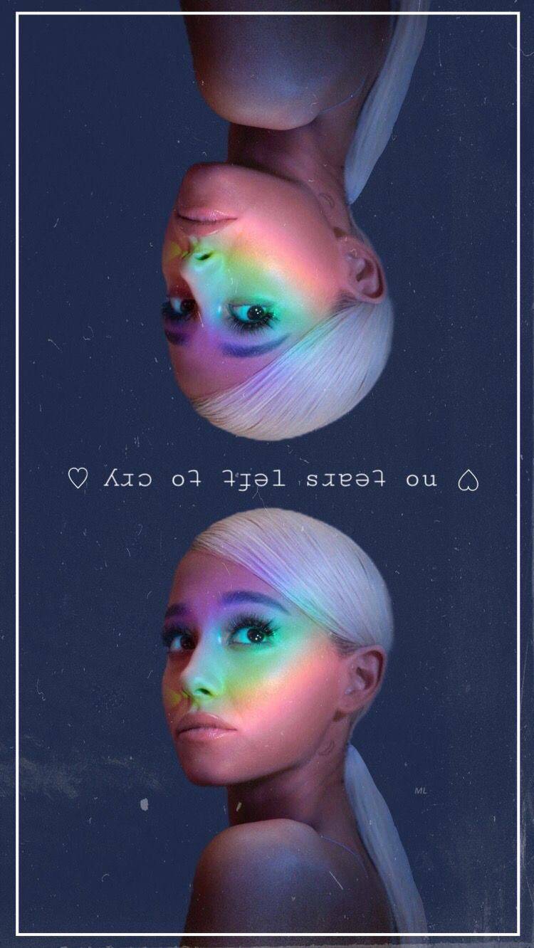 No Tears Left To Cry Ariana Grande Lyrics Wallp Ariana