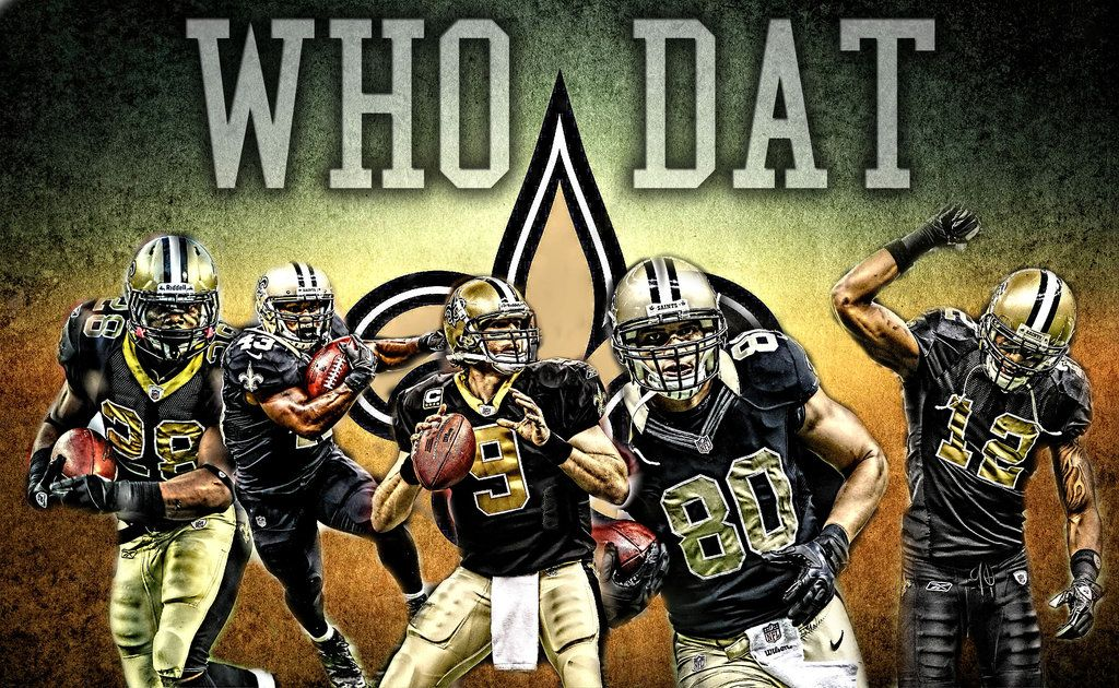 New Orleans Saints Wallpaper By Tommyven On Deviantart New Orleans Saints New Orleans Saints Football Saints Football