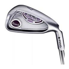Ping Lady Rhapsody.. Best women's golf clubs EVER! Love them! <3
