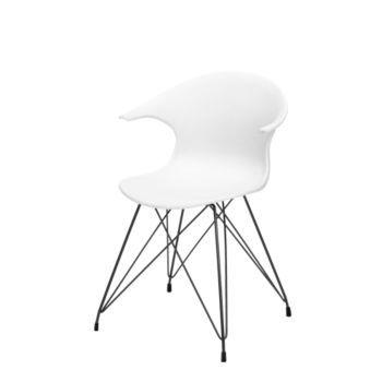 Epingle Par Anne Mathieu Sur Maison Mobilier De Salon Chaise Design Chaise Cuir