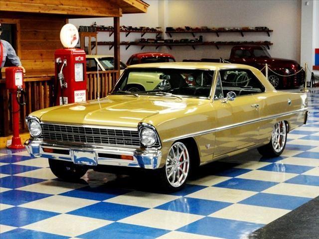 1967 Chevrolet Nova Ii Lt1 5 7l Chevrolet Nova Super Luxury Cars Chevy Nova