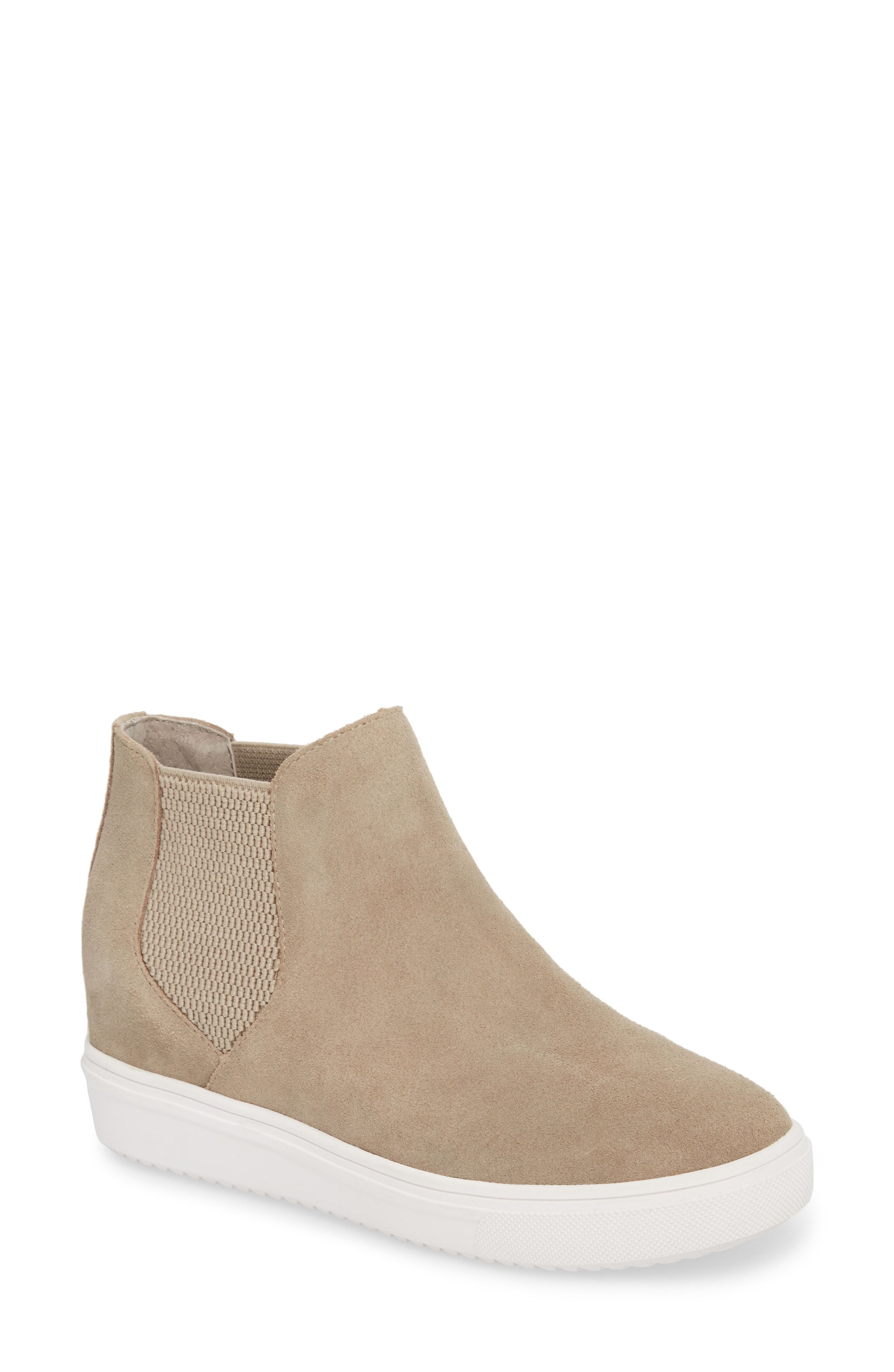 ee50a180ff2 Size 8 Steve Madden Sultan Chelsea Wedge Sneaker available at  Nordstrom