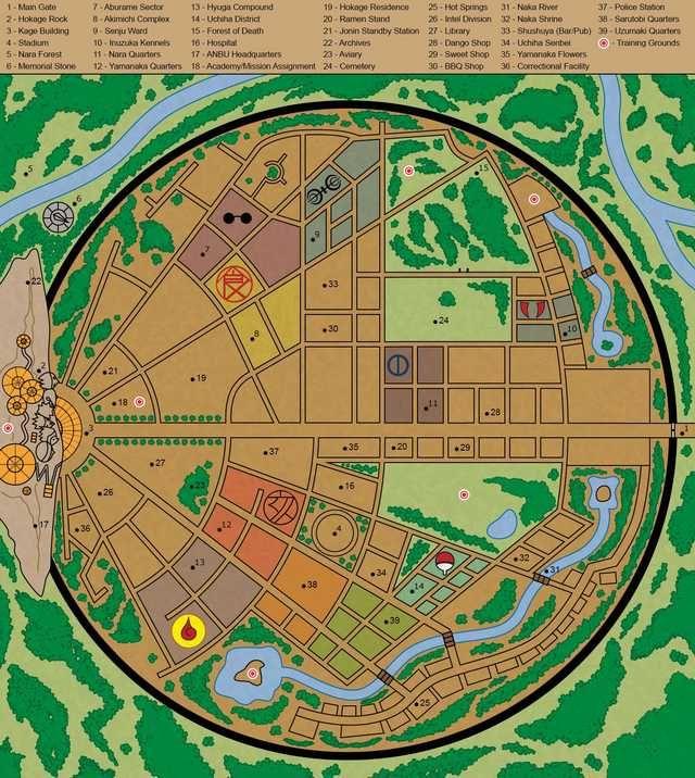 Imgur Post Imgur Naruto World Map Naruto Naruto Art