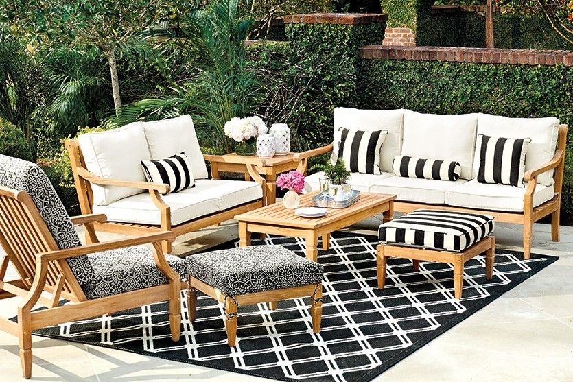 Which Outdoor Cushions Should You Buy Outdoor Rooms Pinterest