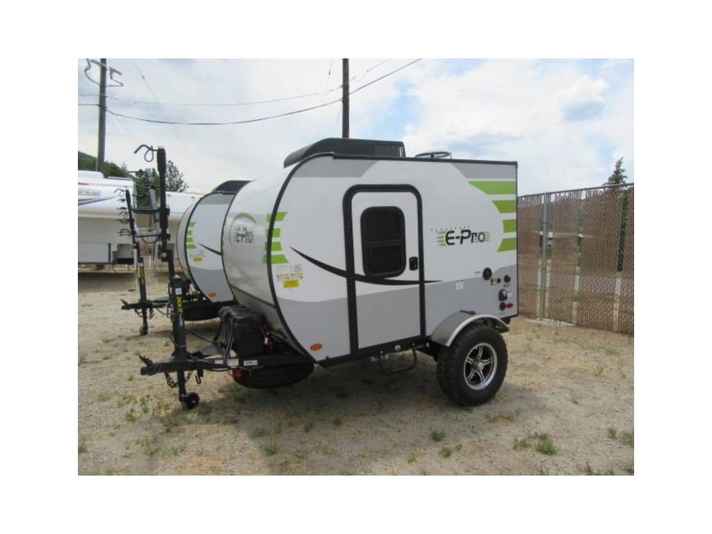 2018 Flagstaff E Pro 12rk Review Forest River Tiny Trailers