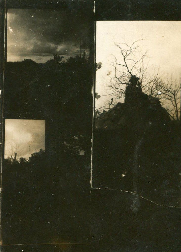 Found-silhouettes: Darkness