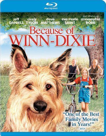Newcomer Annasophia Robb Is Adorable As India Opal Buloni In Wayne Wang S Heartwarming Family Comedy Because Of Winn Dixie Family Movies Winn Dixie Dog Movies