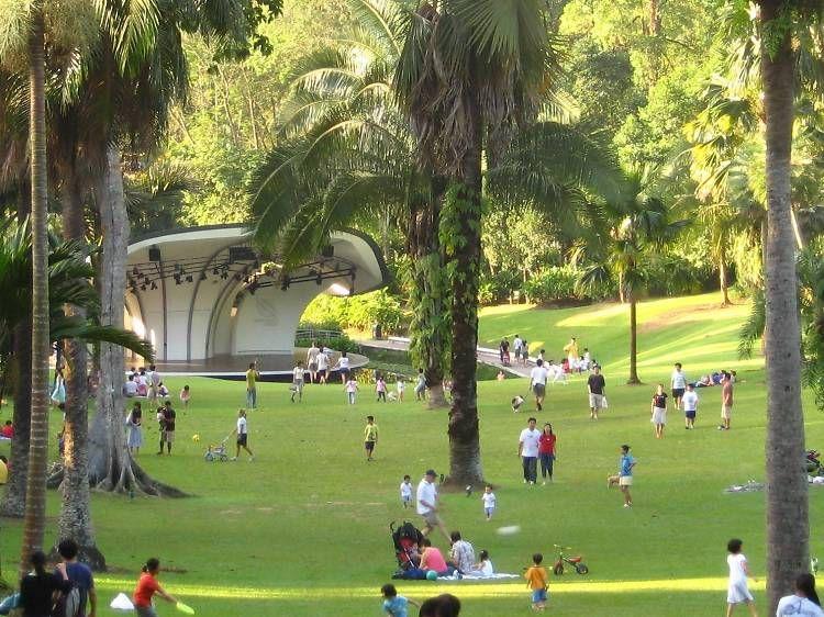 15 fun outdoor date ideas in Singapore | Singapore botanic ...