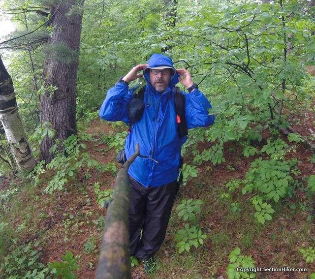 Lightheart Gear Rain Jacket Review Section Hikers Backpacking Blog Rain Jacket Waterproof Breathable Jacket Jackets