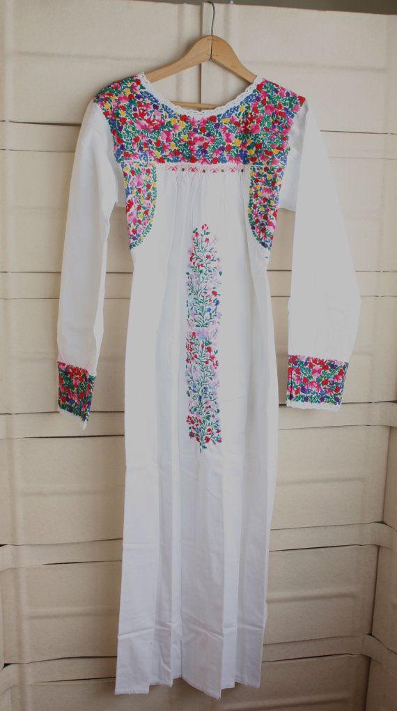 Oaxaca mexican wedding dress