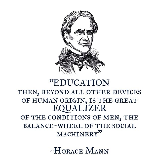 Horace Mann Quotes Stunning Horace Mann HML Pinterest Reform Movement