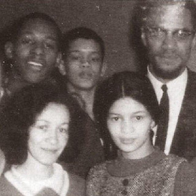 Last Photo Of Malcolm X Taken The Day He Was Assassinated