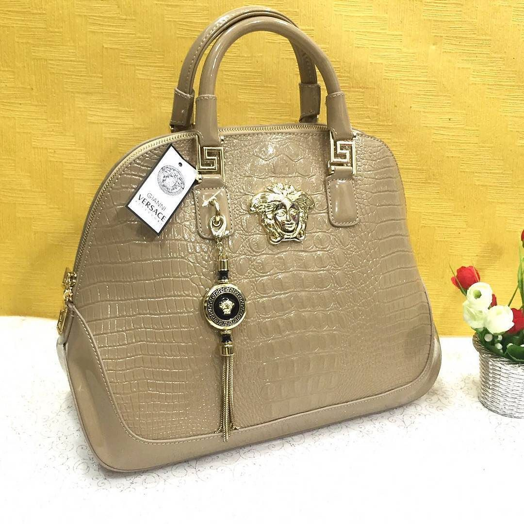 0bcaa089335 Versace totes Size   13 15 inches Rs 1690 plus shipping Shipping Rs 100 by  aamna fashion house