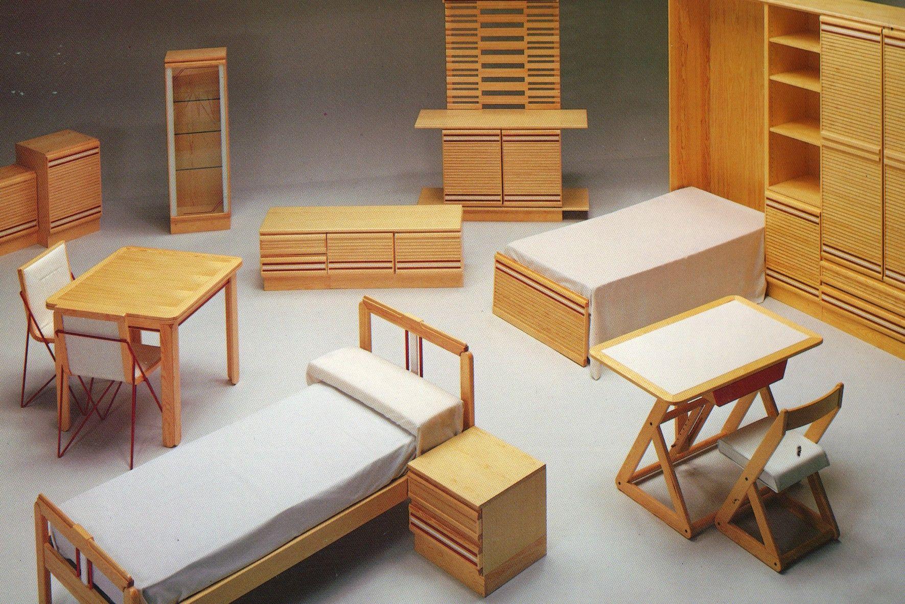 Dise o industrial programa juvenil halley majadas for Aplicacion para disenar muebles