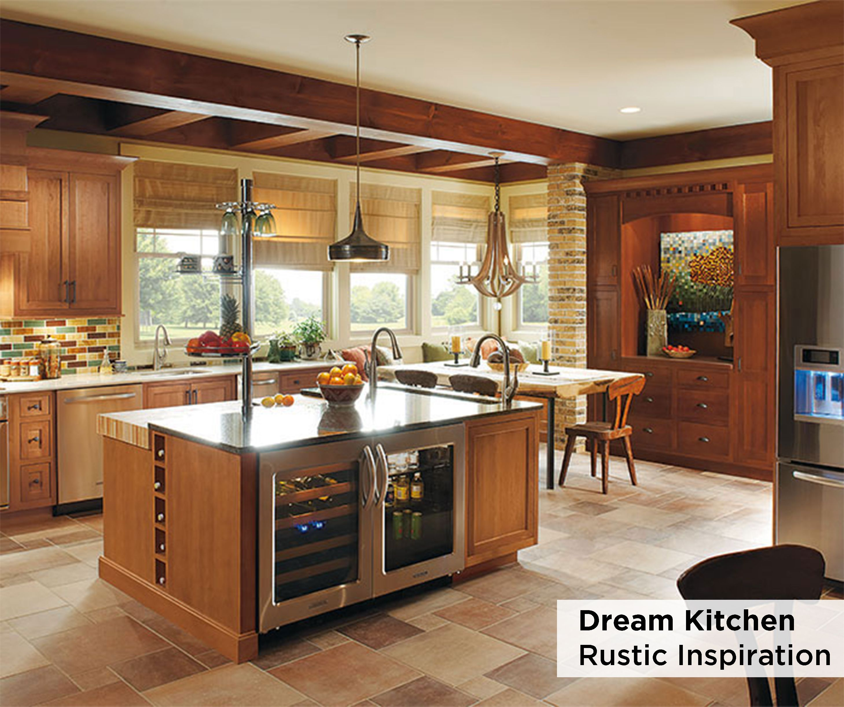 If You Re Searching For The Perfect Rustic Kitchen Ultima Style Omega Cherry Wood Semi Custom Kitchen Cabinets Online Kitchen Cabinets Custom Kitchen Cabinets