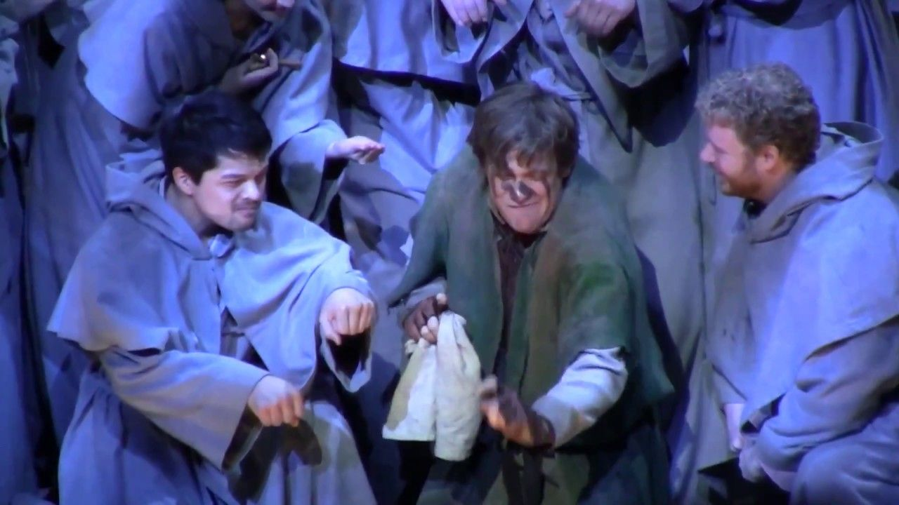 The Hunchback of Notre Dame Paper Mill Playhouse full musical