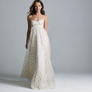 Unique Wedding Dresses Empire