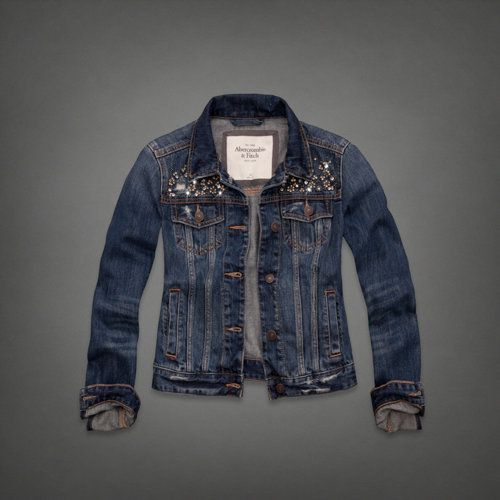 Final touch to any outfit Kira Denim Jacket