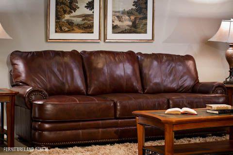 Lane Home Furnishings  Stationary Sofa