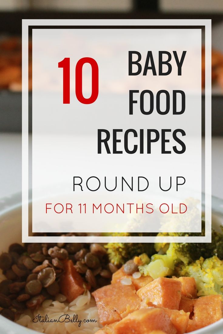 Food Ideas For  Months Baby