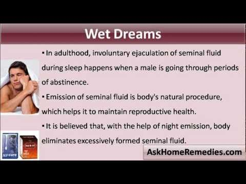 How To Get Wet Dreams Female